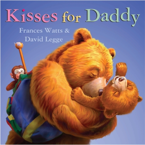 Adventures of a Subversive Reader: Kisses for Daddy