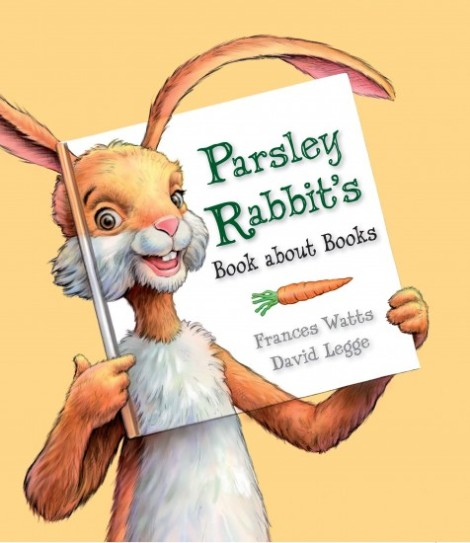 Adventures of a Subversive Reader: Parsely Rabbit